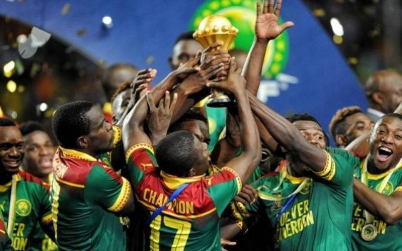 Cameroon goes green ahead of African Nations Cup 2019