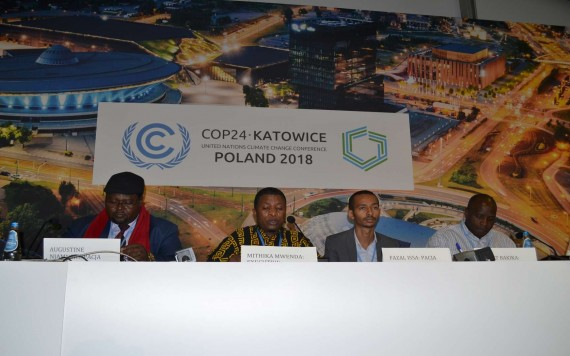 Africa CSOs frustrated by slow progress at Poland climate negotiations