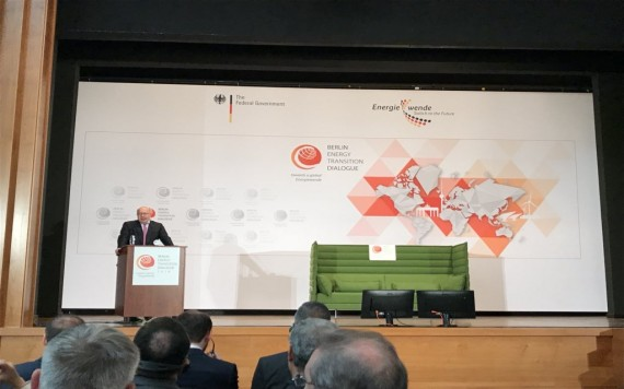 Innovative solutions, technology take centre stage as Berlin energy transition dialogue begins