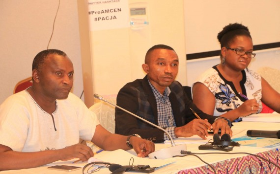 African civil society groups on climate begin talks ahead of a ministerial conference in Libreville