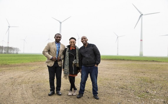 Berlin 2018:  African media fellows to raise the ante on energy transition