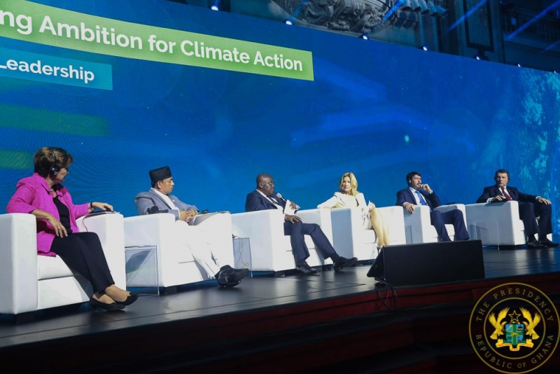 Ghana integrates Climate Change Action in its development agenda