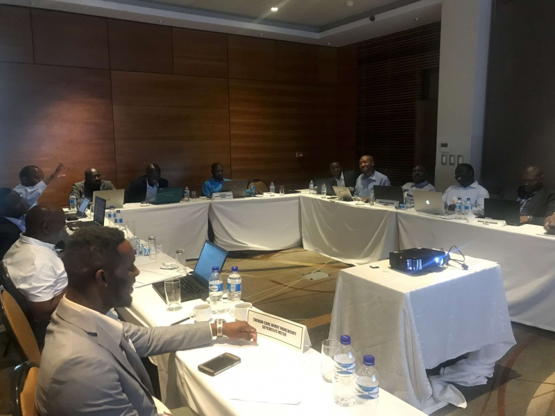 Experts agree on draft outline for an African Regional Climate Outlook Forum (RCOFs) best practices document