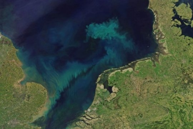 Much of the surface ocean will shift in color by end of 21st century-study
