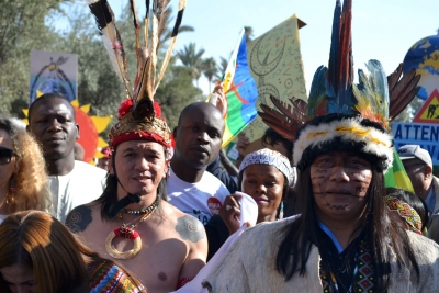Indigenous communities demand for direct access to Green Climate Fund