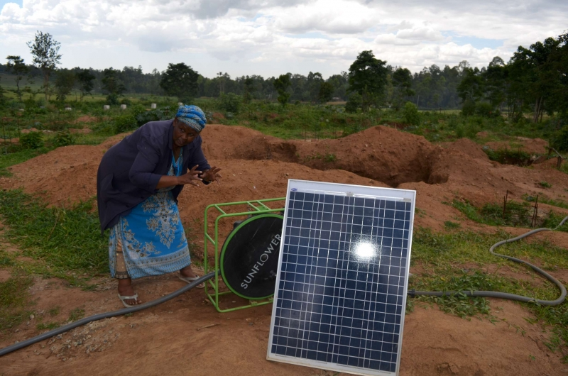 Taking climate action has investment opportunities for Africans
