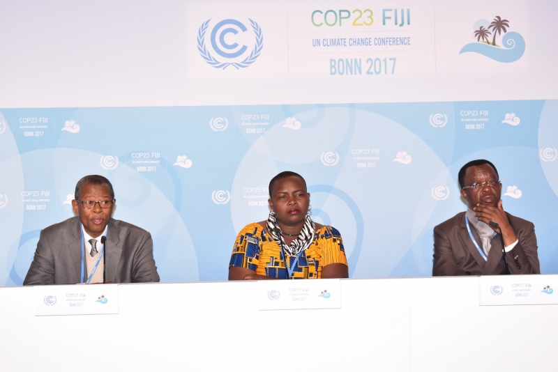 """We are tired"" - African Groups express frustration over climate negotiations"